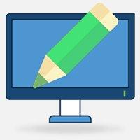Cammy Graphic Design Brochure icon