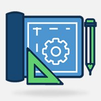 Cammy Graphic Design stationary icon