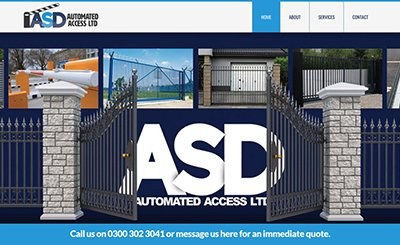 Cammy Graphic Design ASD automatic access website
